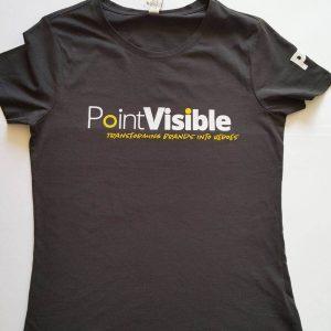 Tisak na majicu Point Visible