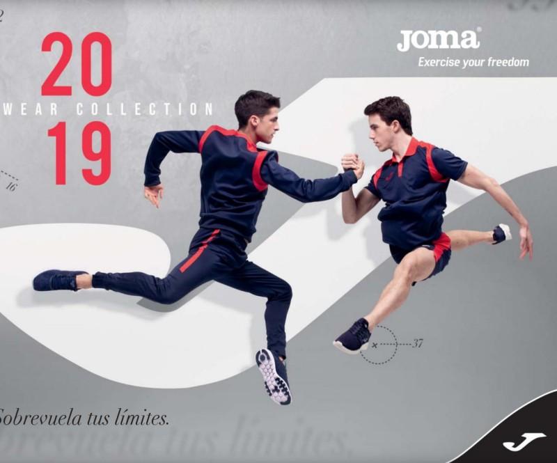 Joma katalog 2019